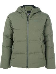 стеганое пальто с капюшоном Patagonia