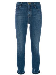 зауженные джинсы Maude J Brand
