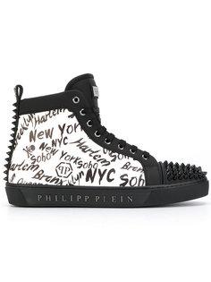 кроссовки New York Philipp Plein