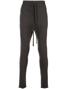 zipper pocket track pants Thom Krom