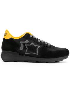кроссовки с контрастными вставками Atlantic Stars