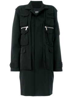 пальто-кардиган Dsquared2