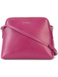 zipped shoulder bag Furla