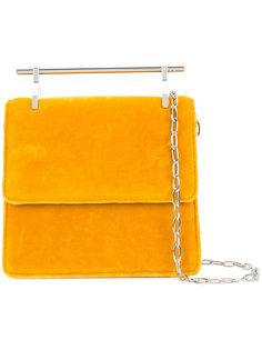top-bar shoulder bag M2malletier