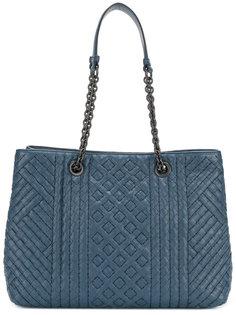 стеганая сумка-тоут Bottega Veneta