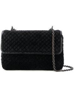 сумка на плечо на цепочной лямке Bottega Veneta