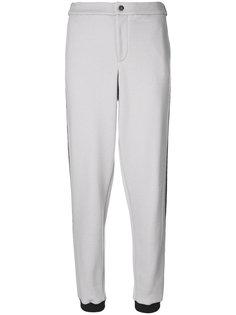спортивные брюки с контрастными полосками  Jo No Fui