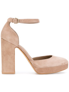 туфли-лодочки на платформе Salvatore Ferragamo