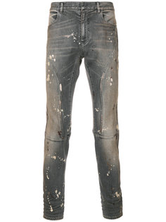 джинсы кроя скинни с потертой отделкой Faith Connexion