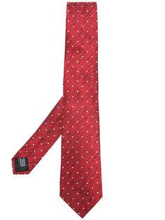 галстук в горох Cerruti 1881