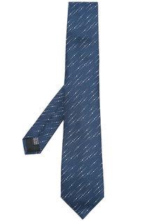 галстук с узором Cerruti 1881