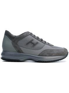 панельные кроссовки с логотипом Hogan