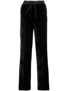 бархатные брюки  P.A.R.O.S.H.