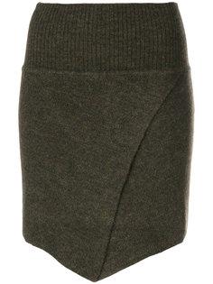 асимметричная юбка мини Isabel Marant Étoile