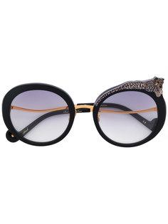 круглые солнцезащитные очки Anna Karin Karlsson
