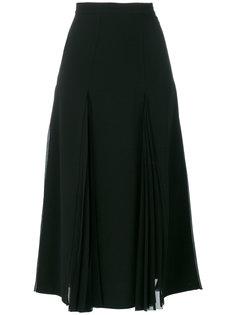юбка с плиссировкой Ermanno Scervino