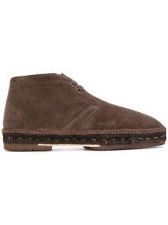 ботинки Дезерты Castañer