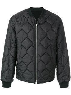куртка-пуховик с вышивкой Juun.J