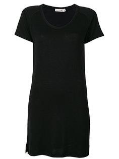 платье с короткими рукавами-реглан Rag & Bone /Jean