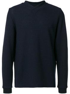 свитер с V-образным вырезом A Kind Of Guise