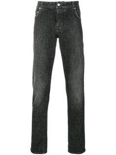 джинсы средней посадки Borrelli