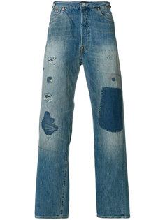 лоскутные джинсы Levis Vintage Clothing