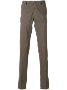 прямые брюки Incotex