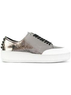 кроссовки Netil с люверсами McQ Alexander McQueen