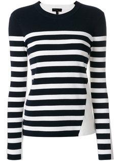 свитер с круглым вырезом в полоску Rag & Bone