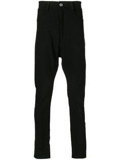 брюки с заниженной проймой 10Sei0otto