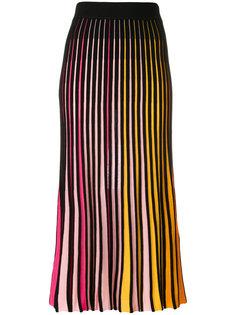 юбка в полоску  Kenzo