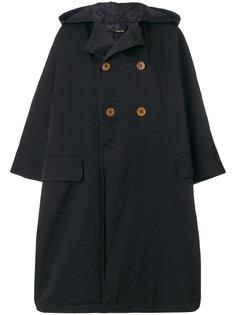 пальто свободного кроя Comme Des Garçons Comme Des Garçons