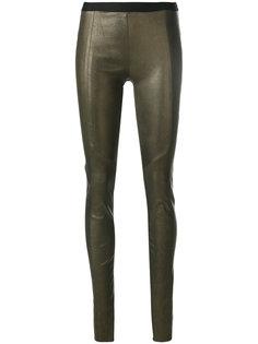 брюки металлик  Ilaria Nistri