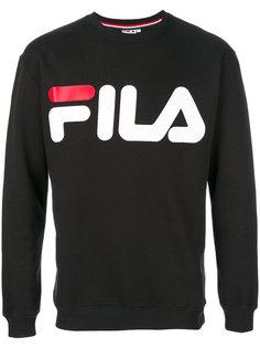 толстовка с логотипом Fila