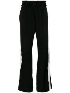 широкие спортивные брюки  Manokhi