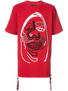футболка Worse Than Death  Haculla