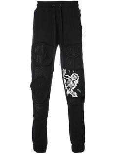 спортивные брюки Punk Da Funk Haculla