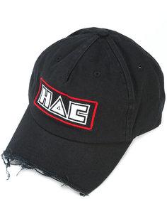 кепка с логотипом Haculla