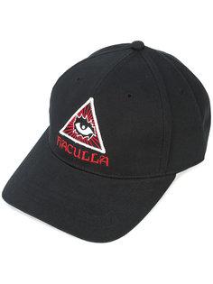 кепка с заплаткой Haculla