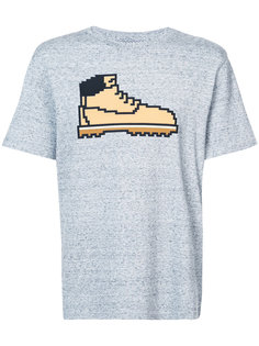 футболка Rock The Tims Mostly Heard Rarely Seen 8-Bit