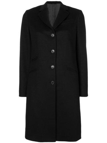пальто на пуговицах  Paul Smith