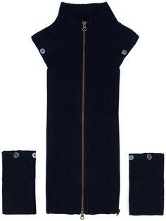 свитер на молнии Veronica Beard