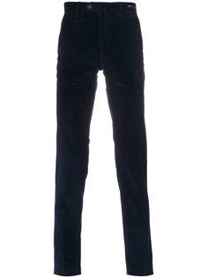 вельветовые брюки Pt01