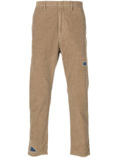 брюки прямого кроя Pence