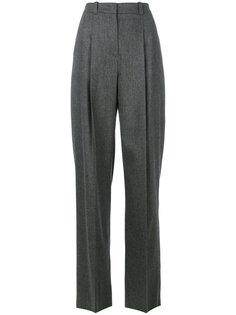 широкие брюки со складками  Jil Sander Navy