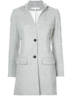 пальто с капюшоном Veronica Beard