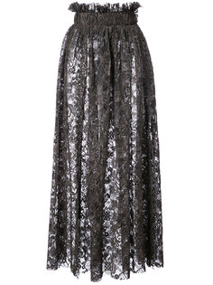кружевная юбка Uma Wang