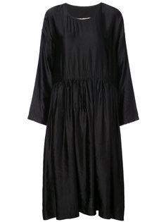 платье со сборкой Uma Wang
