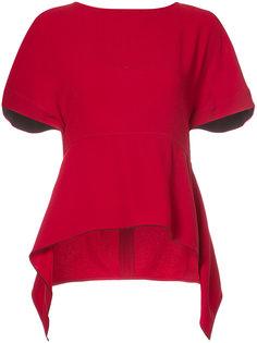 asymmetric hem blouse Proenza Schouler