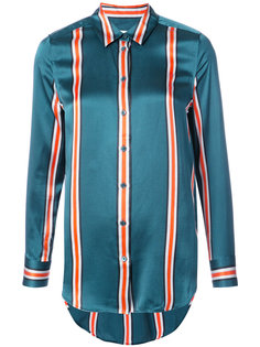 striped fitted blouse Equipment